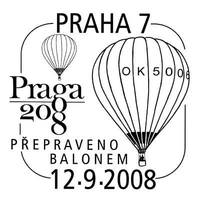 """""""Přepraveno balonem"""""""