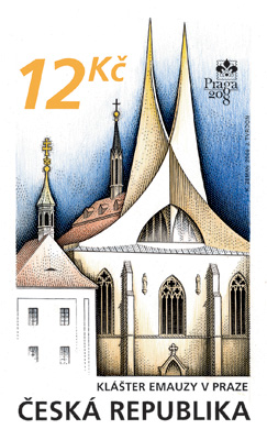 Obrázek - Klášterní kostel Emauzy