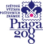 Logo - PRAGA 2008